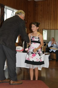 Dargaville Rotary Speech Award